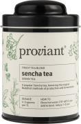 Te grøn Sencha i dåse Proviant