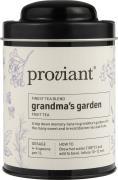 Te frugt Grandma's Garden i dåse Proviant