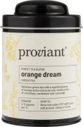 Te grøn Orange Dream i dåse Proviant