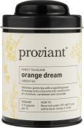 Te grøn Orange Dream i dåse Proviant