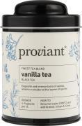 Te sort Vanilla i dåse Proviant