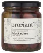 Oliven sorte Proviant