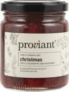 Marmelade Jul jordbær/hindbær Proviant