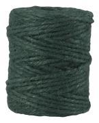 Jutegarn grøn 30 m