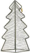Juletræ stående tråd