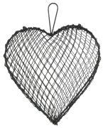 Hjerte t/ophæng tråd kan åbnes