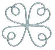 Vedhæng blomst wire