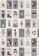 Papirrulle Nostalgic Christmas